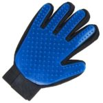 Pet Grooming Glove – Blue (Single Pack)