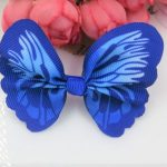 Cat / Kitten Collar Butterfly Accessory (Blue)