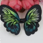 Cat / Kitten Collar Butterfly Accessory (Navy Blue)