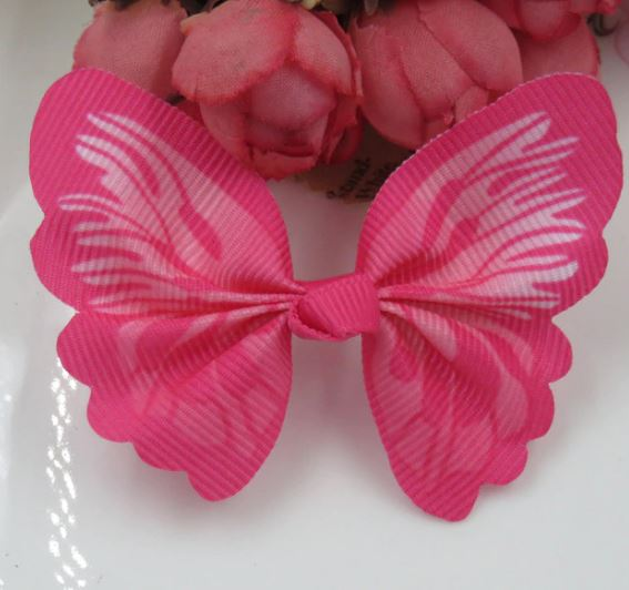 Cat / Kitten Collar Butterfly Accessory (Rose...