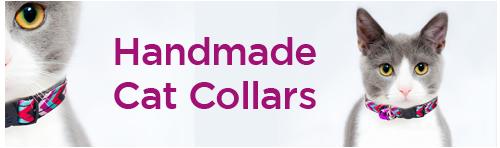 Handmade Cat Collars Tab