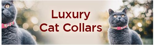 Luxury Cat Collars Tab
