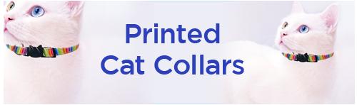 Printed Cat Collars