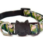 Camouflage Army Print Cat Collar