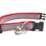Super Soft Cat Collars, Red