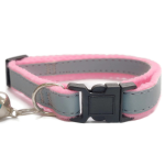 Super Soft Cat Collars, Pink
