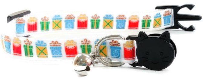 Christmas Collar – Multi Colour Gift Boxes
