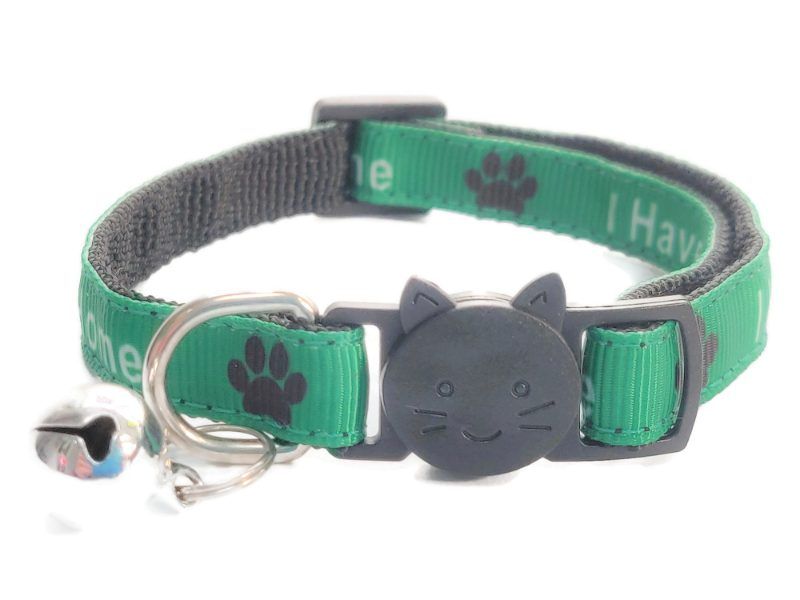 'I Have A Loving Home' Cat Collar...